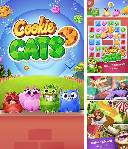 In addition to the game Dragon twist for iPhone, iPad or iPod, you can also download Cookie cats for free.