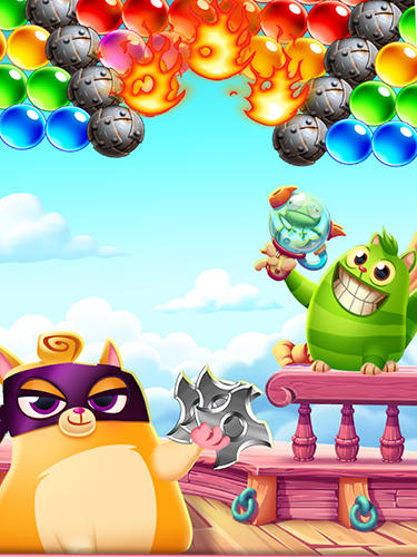 Baixe Cookie cats pop gratuitamente para iPhone, iPad e iPod.
