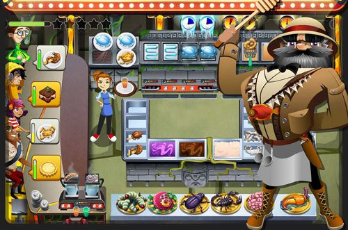 Descarga gratuita de Cooking dash 2016 para iPhone, iPad y iPod.