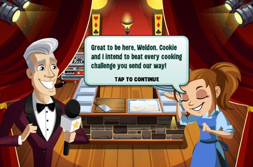 Capturas de pantalla del juego Cooking dash 2016 para iPhone, iPad o iPod.