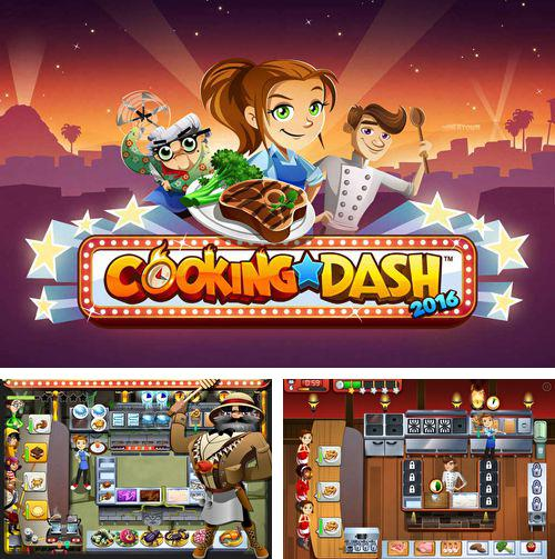 In addition to the game The robot factory for iPhone, iPad or iPod, you can also download Cooking dash 2016 for free.