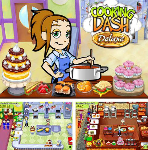 Download Cooking dash: Deluxe iPhone free game.