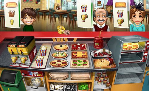 Free Cooking fever download for iPhone, iPad and iPod.