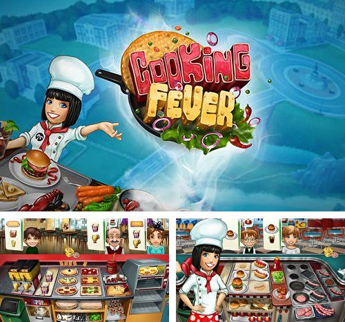 In addition to the game Jewel and goblin for iPhone, iPad or iPod, you can also download Cooking fever for free.