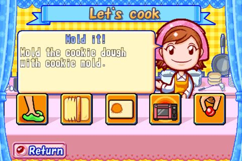 Download Cooking mama iPhone free game.