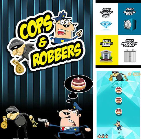 In addition to the game Squirkie: Lost His Shells! for iPhone, iPad or iPod, you can also download Cops and robbers for free.