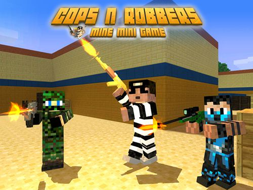 Descarga gratuita de Cops n robbers para iPhone, iPad y iPod.