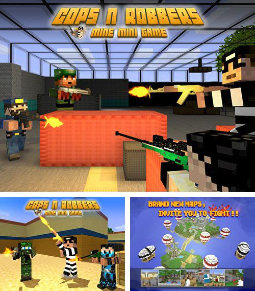 In addition to the game Sky Aces 2 for iPhone, iPad or iPod, you can also download Cops n robbers for free.