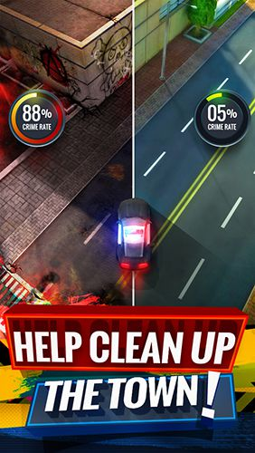 Download Cops: On patrol iPhone free game.