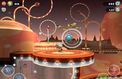Screenshots do jogo Cordy 2 para iPhone, iPad ou iPod.