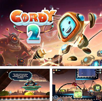 In addition to the game 2K Sports NHL 2K11 for iPhone, iPad or iPod, you can also download Cordy 2 for free.