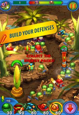Download Corn Quest iPhone free game.