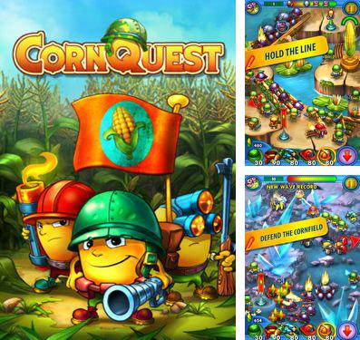 In addition to the game Cultures: 8th wonder of the world for iPhone, iPad or iPod, you can also download Corn Quest for free.