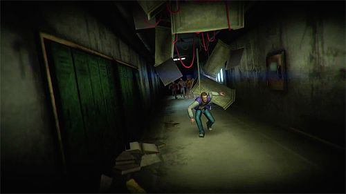 Descarga gratuita de Corridor Z para iPhone, iPad y iPod.
