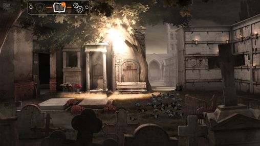 Screenshots vom Spiel Corto Maltese: Secrets of Venice für iPhone, iPad oder iPod.