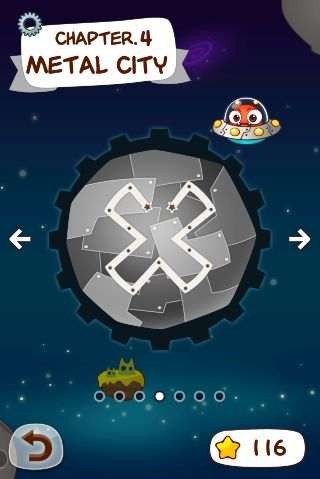 Download Cosmic bump iPhone free game.