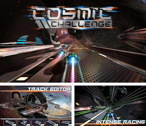 In addition to the game Heroes of loot 2 for iPhone, iPad or iPod, you can also download Cosmic challenge for free.