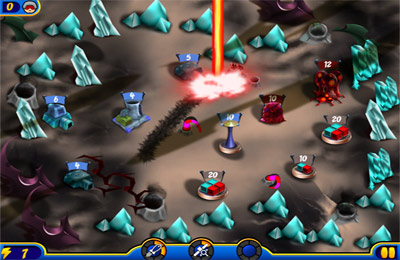 Free Cosmic Conquest download for iPhone, iPad and iPod.