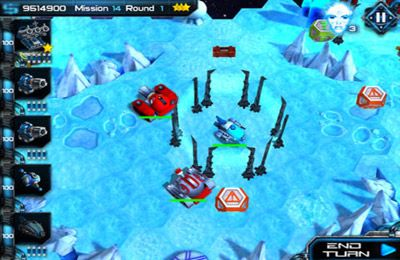 Screenshots of the Cosmo battles game for iPhone, iPad or iPod.