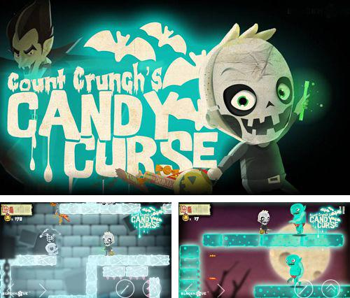 In addition to the game Pro Darts 3D for iPhone, iPad or iPod, you can also download Count crunch's: Candy curse for free.