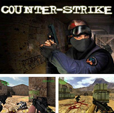 Download Counter Strike iPhone free game.