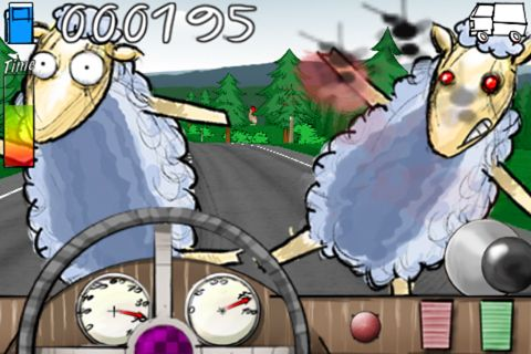 Capturas de pantalla del juego Country Driver para iPhone, iPad o iPod.