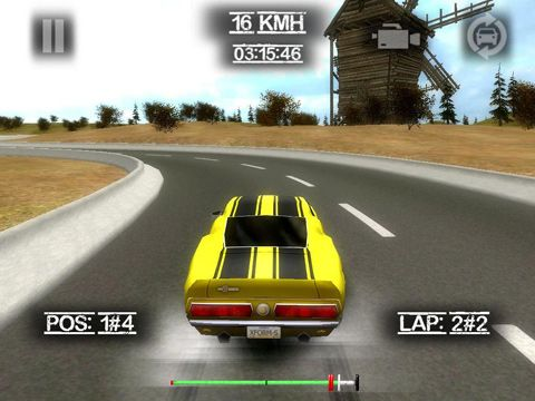 Descarga gratuita de Country ride para iPhone, iPad y iPod.
