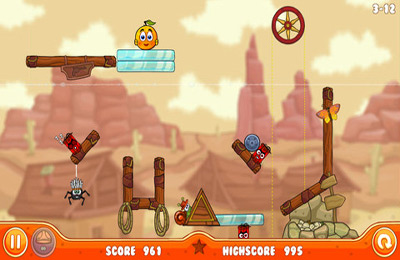 Screenshots vom Spiel Cover Orange 2 für iPhone, iPad oder iPod.