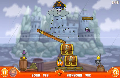 Screenshots of the Cover Orange 2 game for iPhone, iPad or iPod.