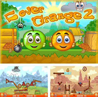 In addition to the game Zomber for iPhone, iPad or iPod, you can also download Cover Orange 2 for free.