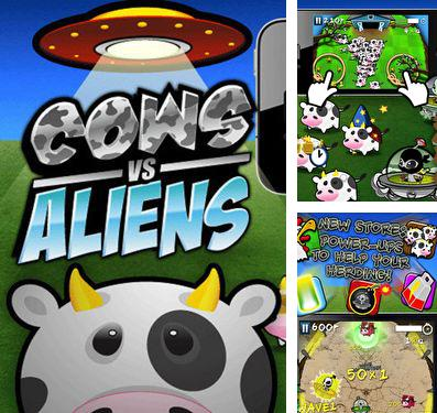In addition to the game Zombie Crisis 3D: PROLOGUE for iPhone, iPad or iPod, you can also download Cows vs. Aliens for free.