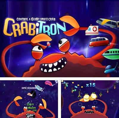 In addition to the game Wonder worlds for iPhone, iPad or iPod, you can also download Crabitron for free.