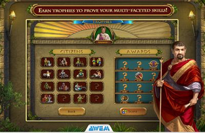 Free Cradle of Rome 2 download for iPhone, iPad and iPod.