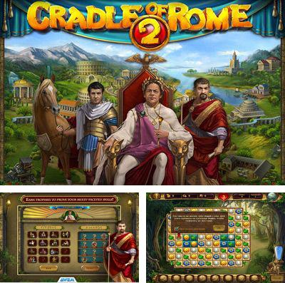 In addition to the game Drunk bear for iPhone, iPad or iPod, you can also download Cradle of Rome 2 for free.