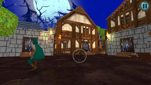 Screenshots vom Spiel Crafty thief 3D für iPhone, iPad oder iPod.