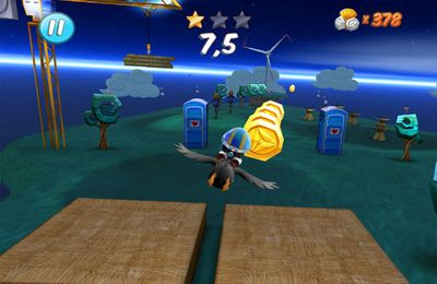 Free Crash Birds Islands download for iPhone, iPad and iPod.
