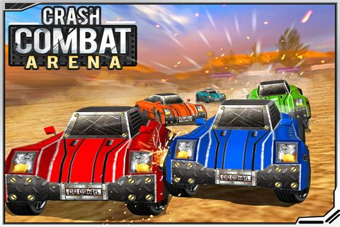 Crash combat arena