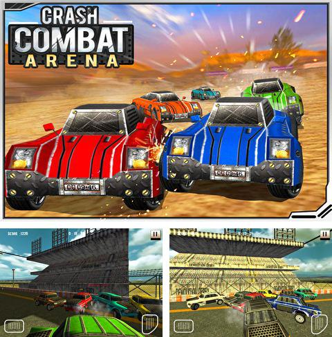 In addition to the game Smash hit for iPhone, iPad or iPod, you can also download Crash combat arena for free.