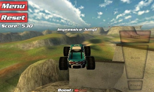 Free Crash drive 3D download for iPhone, iPad and iPod.