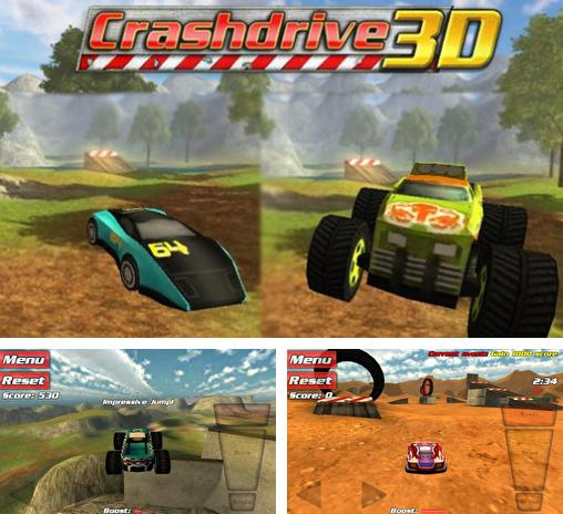 In addition to the game Tales of Pirates for iPhone, iPad or iPod, you can also download Crash drive 3D for free.