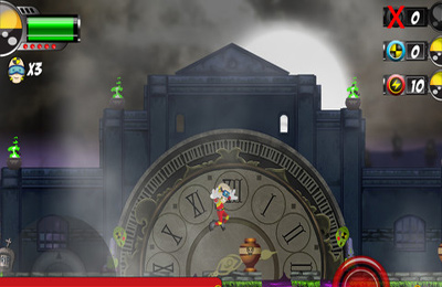 Screenshots of the Crash Dummy game for iPhone, iPad or iPod.