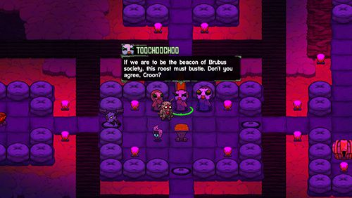 Descarga gratuita de Crashlands para iPhone, iPad y iPod.