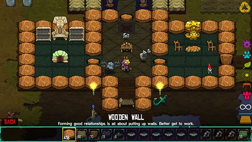 Screenshots of the Crashlands game for iPhone, iPad or iPod.