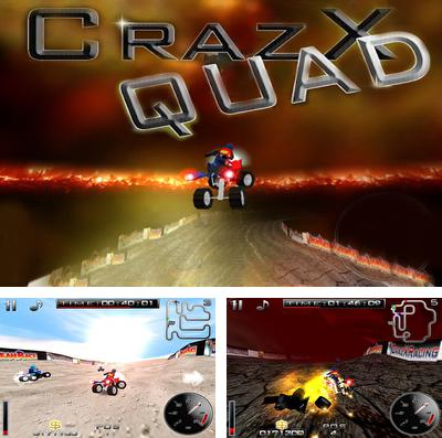 In addition to the game Farming pro 2015 for iPhone, iPad or iPod, you can also download CrazX Quad for free.
