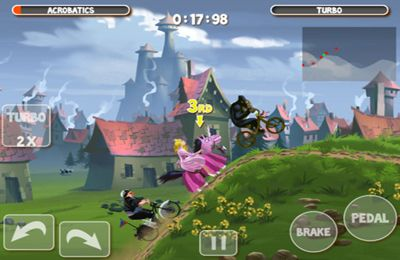 Free Crazy Bikers 2 download for iPhone, iPad and iPod.