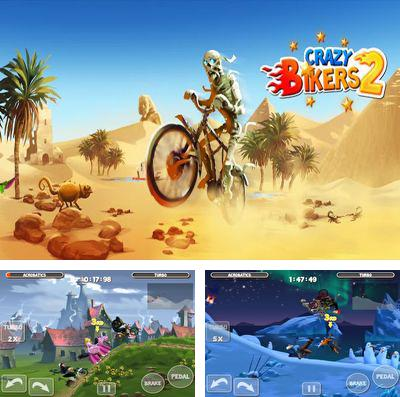 In addition to the game Mission: Deep Sea for iPhone, iPad or iPod, you can also download Crazy Bikers 2 for free.