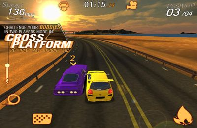 Download Crazy Cars - Hit The Road iPhone free game.