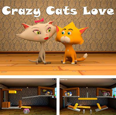 In addition to the game C.H.A.O.S for iPhone, iPad or iPod, you can also download Crazy Cats Love for free.