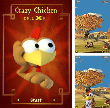 In addition to the game Touchgrind for iPhone, iPad or iPod, you can also download Crazy Chicken Deluxe - Grouse Hunting for free.