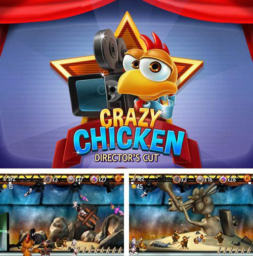 In addition to the game Legend of Talisman for iPhone, iPad or iPod, you can also download Crazy chicken: Director's cut for free.